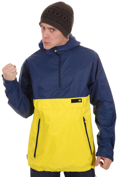 Burton Crick Windbreaker (midnight blue)