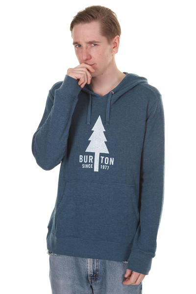 Burton Old Faithful Hoodie (midnight blue)