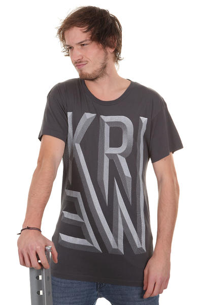 KR3W Bevel Premium T-Shirt (grey)
