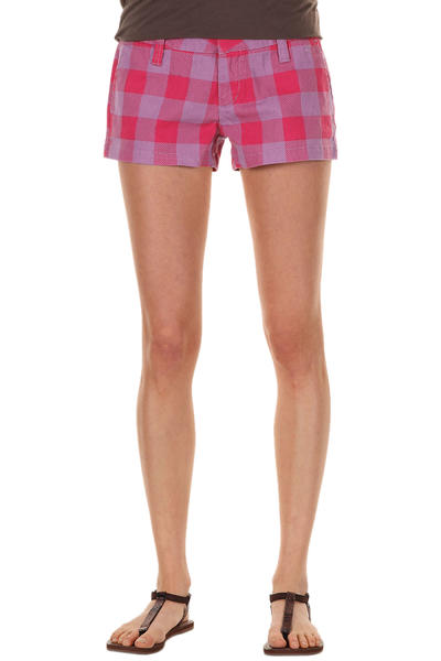 Hurley Lowrider Novelty 2.5&quot; Shorts girls (swedish red 7b)