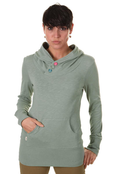 Ragwear Chelsea Hoodie girls (green storm)