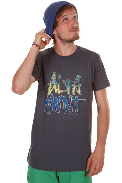 Altamont Sunshrine T-Shirt (charcoal)