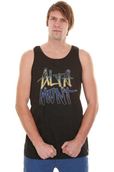 Altamont Sunshrine Tank-Top (black)