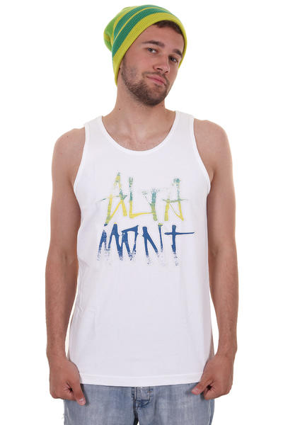 Altamont Sunshrine Tank-Top (white)