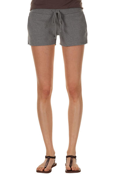 DC Ashton Shorts girls (heather dark grey)