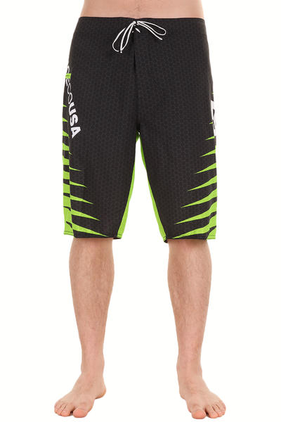 DC Carnivore Boardshorts (lime)