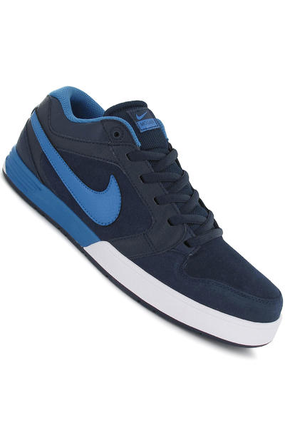 Nike Mogan 3 Schuh (midnight navy italy blue white)