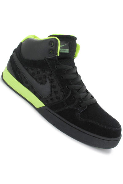 Nike Zoom Mogan Mid 3 Schuh (black black volt)