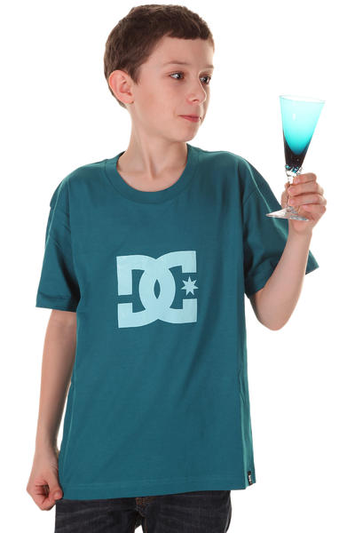 DC Star T-Shirt kids (pacific blue clearwater)
