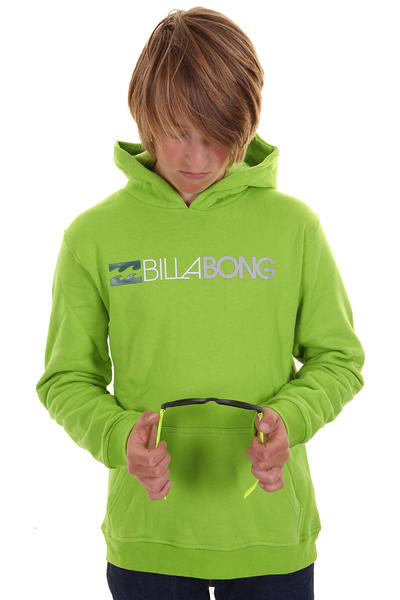Billabong Troufouctou Hoodie kids (lime)