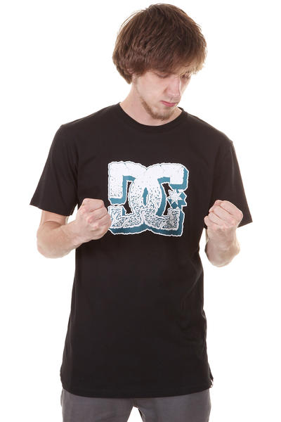 DC Bedrocker T-Shirt Slim Fit (black)