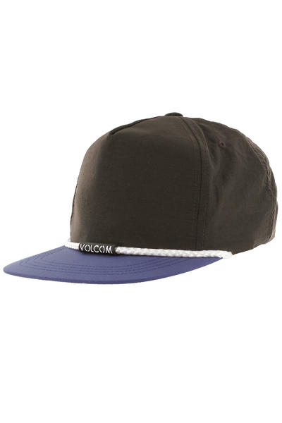 Volcom Quadurple Boogie Golf Cap (brown)