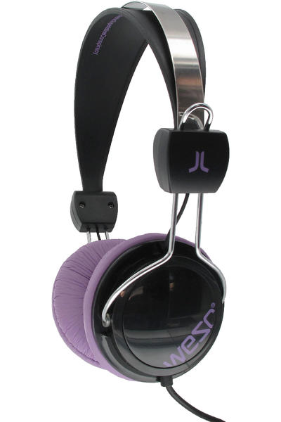 WeSC Bongo Seasonal Headphones (black)