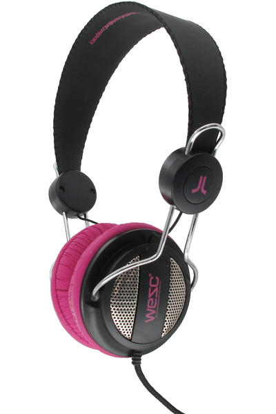WeSC Oboe Seasonal SP12 Headphones (black)