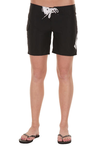 Volcom Foster Gal 7&quot; Boardshorts girls (black)