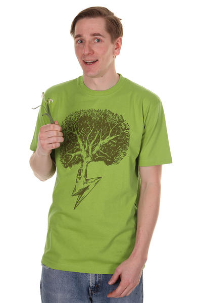Turbokolor Dab T-Shirt (green)