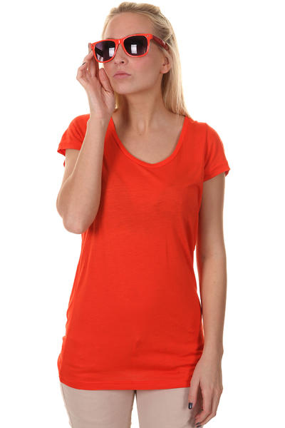 Volcom Stone Only T-Shirt girls (fire red)
