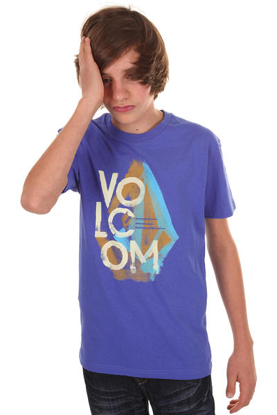 Volcom Yae T-Shirt kids (electric blue)