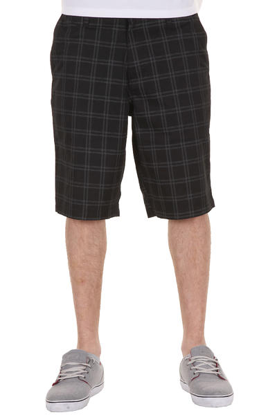 Volcom Frickin Plaid Shorts (black)