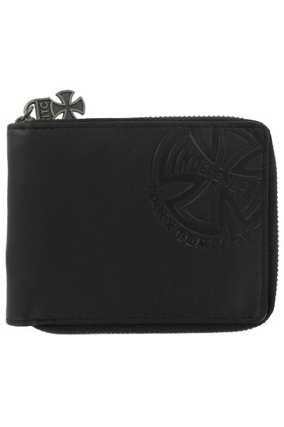 Independent Truck Co Zip Geldbeutel (black)