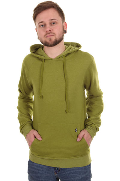 Volcom Timemachine Hoodie (shimmer moss)