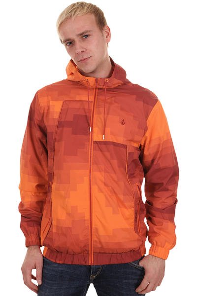 Volcom Calafia Jacke (electric orange)