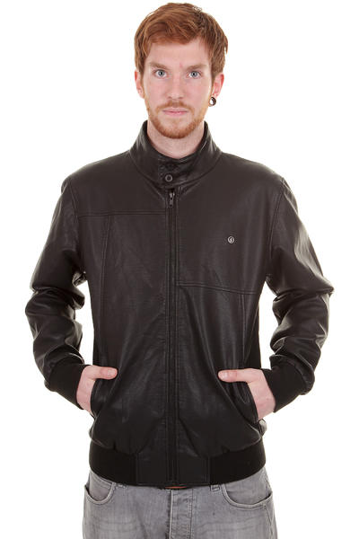 Volcom Hoxton Jacke (black combo)