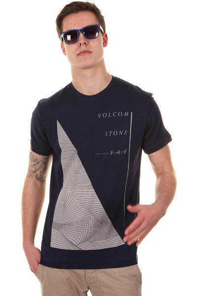 Volcom Cosine Lightweight T-Shirt (vintage navy)