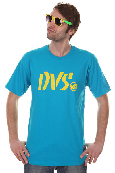DVS Emblem Original Intent T-Shirt (turquoise)