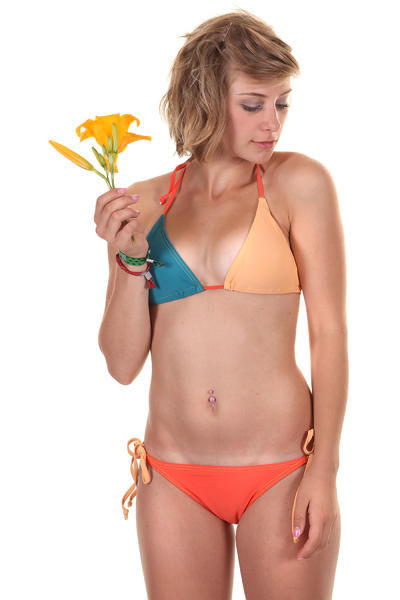 Nikita Nellie Bikini girls (ocean depths peach cobbler nastu)