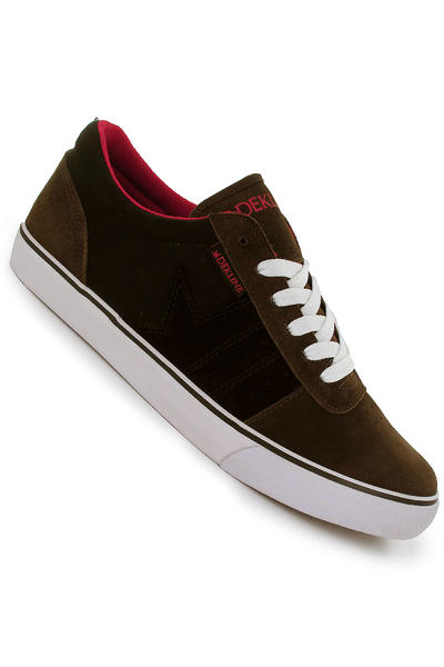 Dekline Archer Schuh (brown black red)