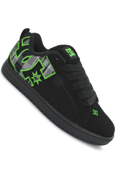 DC Court Graffik SE Schuh (black lime green)