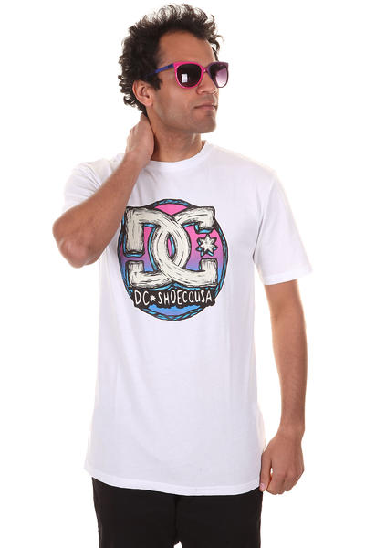 DC Par T-Shirt (white)