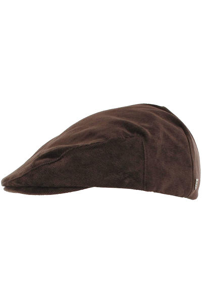 Brixton Hooligan Hut (brown corduroy)