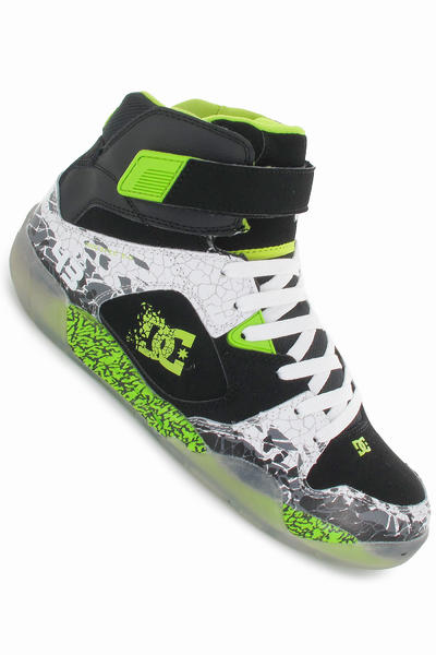 DC K. Block Pro Spec 3 Schuh (black soft lime)