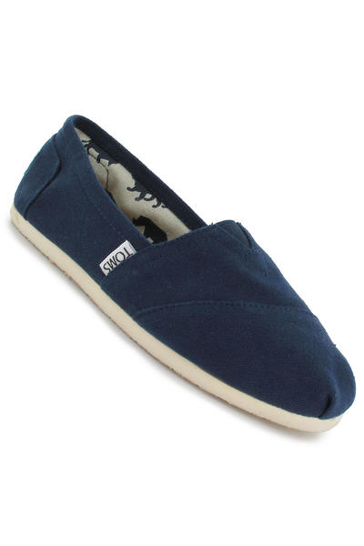 Toms Classics Canvas Schuh girls (navy)