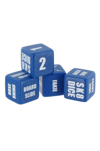 Sk8Dice Ledge-Rail-Skate-Dice Spielzeug (blue)