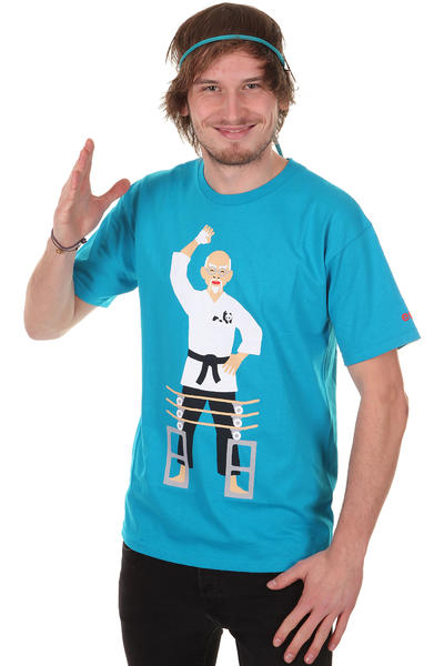 Enjoi Board Breaker T-Shirt (tuquoise)
