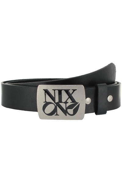 Nixon Enamel Philly Gürtel (black)