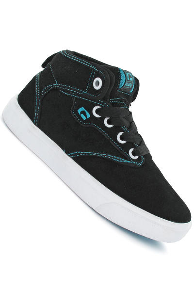 Globe Motley Mid Shoe kids (black cyan)