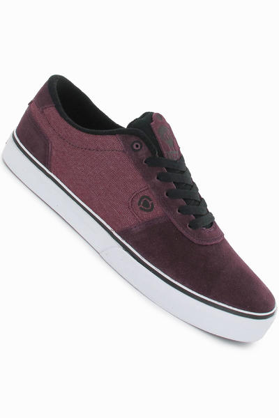 C1RCA Lamb Schuh (wine red dobbi)