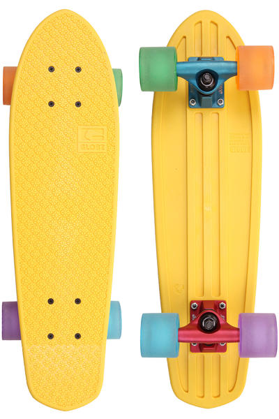 Globe Bantam Cruiser (yellow red horizon blue)