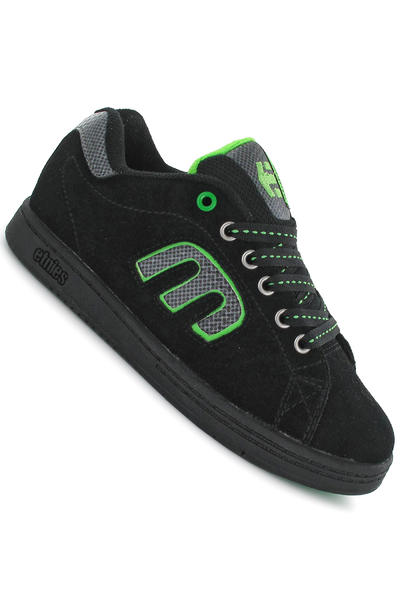 Etnies Callicut 2.0 Suede Shoe kids (black white green)