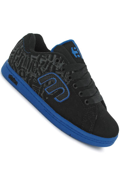 Etnies Callicut 2.0 Nubuck Shoe kids (black blue)
