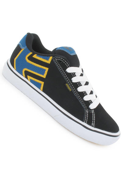 Etnies Fader Nubuck Shoe kids (black navy)