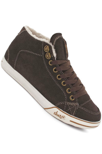 DVS Farah Mid Suede FA12 Shoe girls (brown)