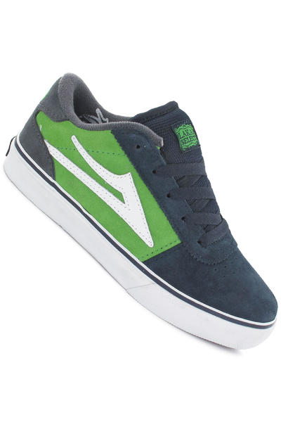 Lakai Manchester Suede Shoe kids (navy green)