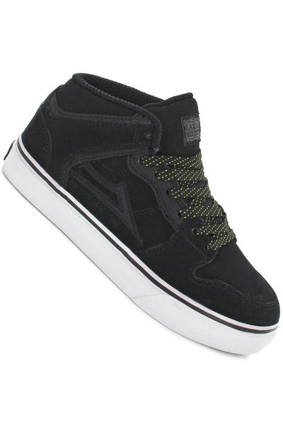 Lakai Carroll Select Suede All Weather Shoe kids (black)