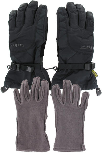 Burton Approach Gloves girls (true black)