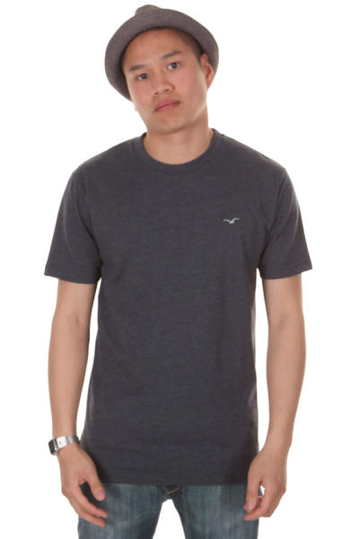Cleptomanicx Ligull T-Shirt (heather dark navy)